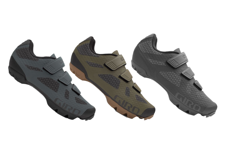Giro's New $100 Ranger Dirt Shoe