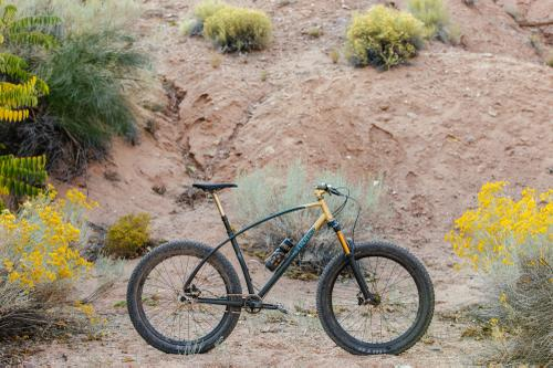 John's Retrofit Retrotec 27.5 Hardtail with Paragon Machine Work