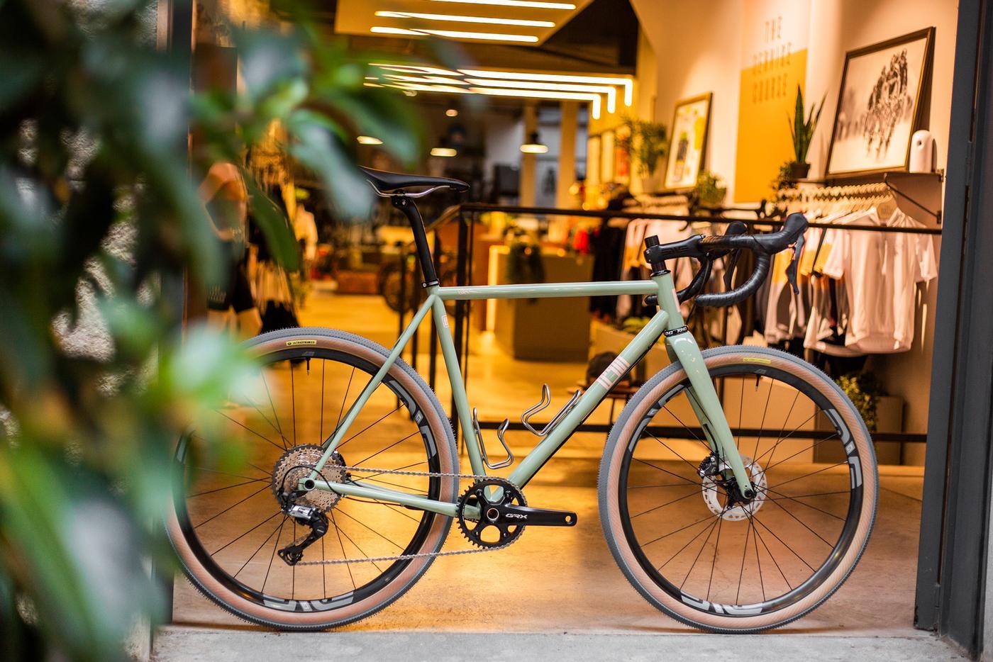 The Service Course: Legor Cicli LWTUA Gravel Bike