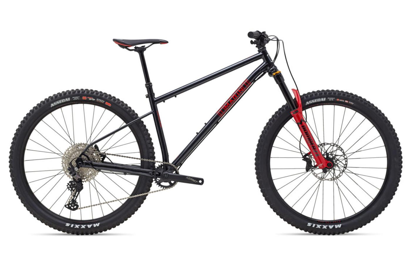 The Marin El Roy Hardtail is a Hardcore Hardtail