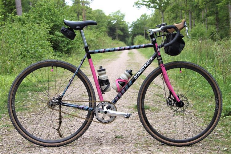 Readers' RIdes: Chris' Bombtrack Arise Fixed Gravel Bike