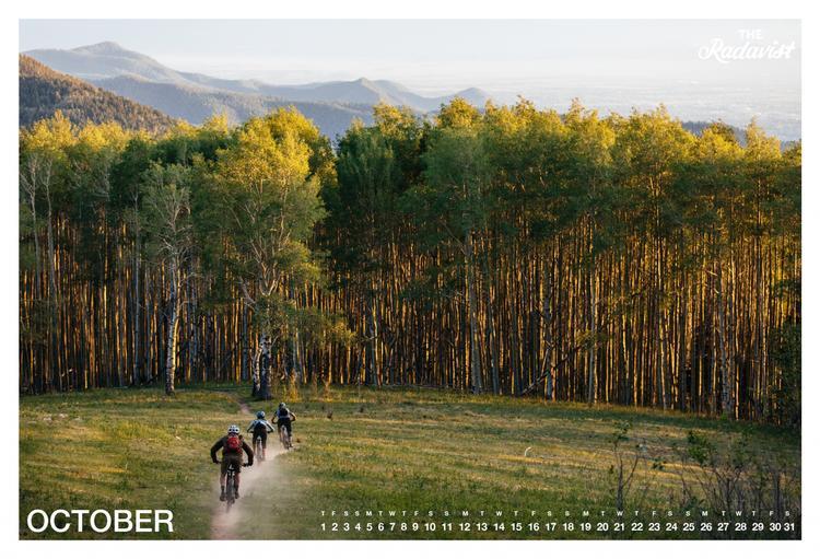 The Radavist 2020 Calendar: October