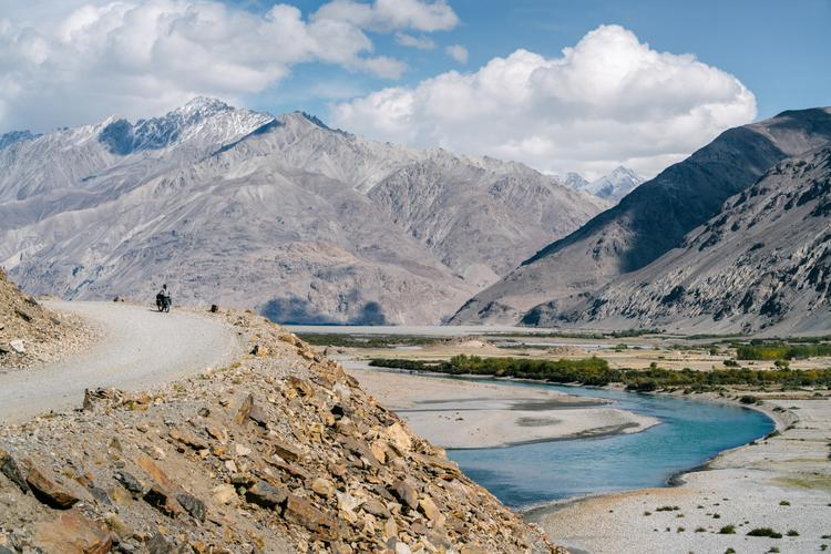 Split by the Panj: Riding Along the Tajik-Afghan Border
