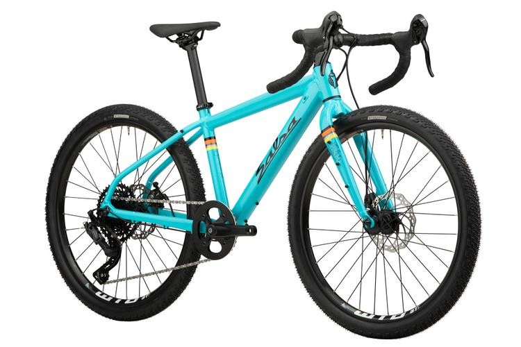 Get Your Kids Hooked on Gravel with the 24″ Salsa Journeyman