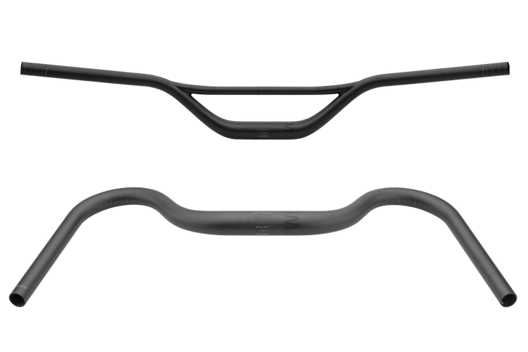 Whisky Parts Co: New Milhouse Carbon Moto and Winston Mustache Bars