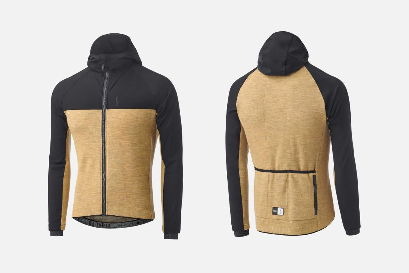 PEdALED's Jary Collection: All-Road Hooded Merino Jersey