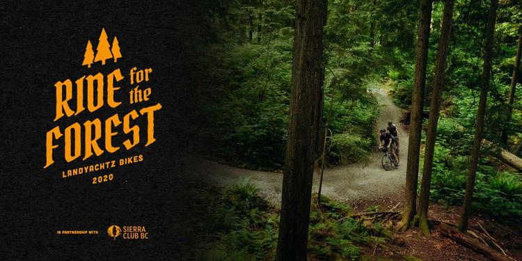 Landyachtz Bikes: Ride and Raise Money for Old-Growth Forest Protection