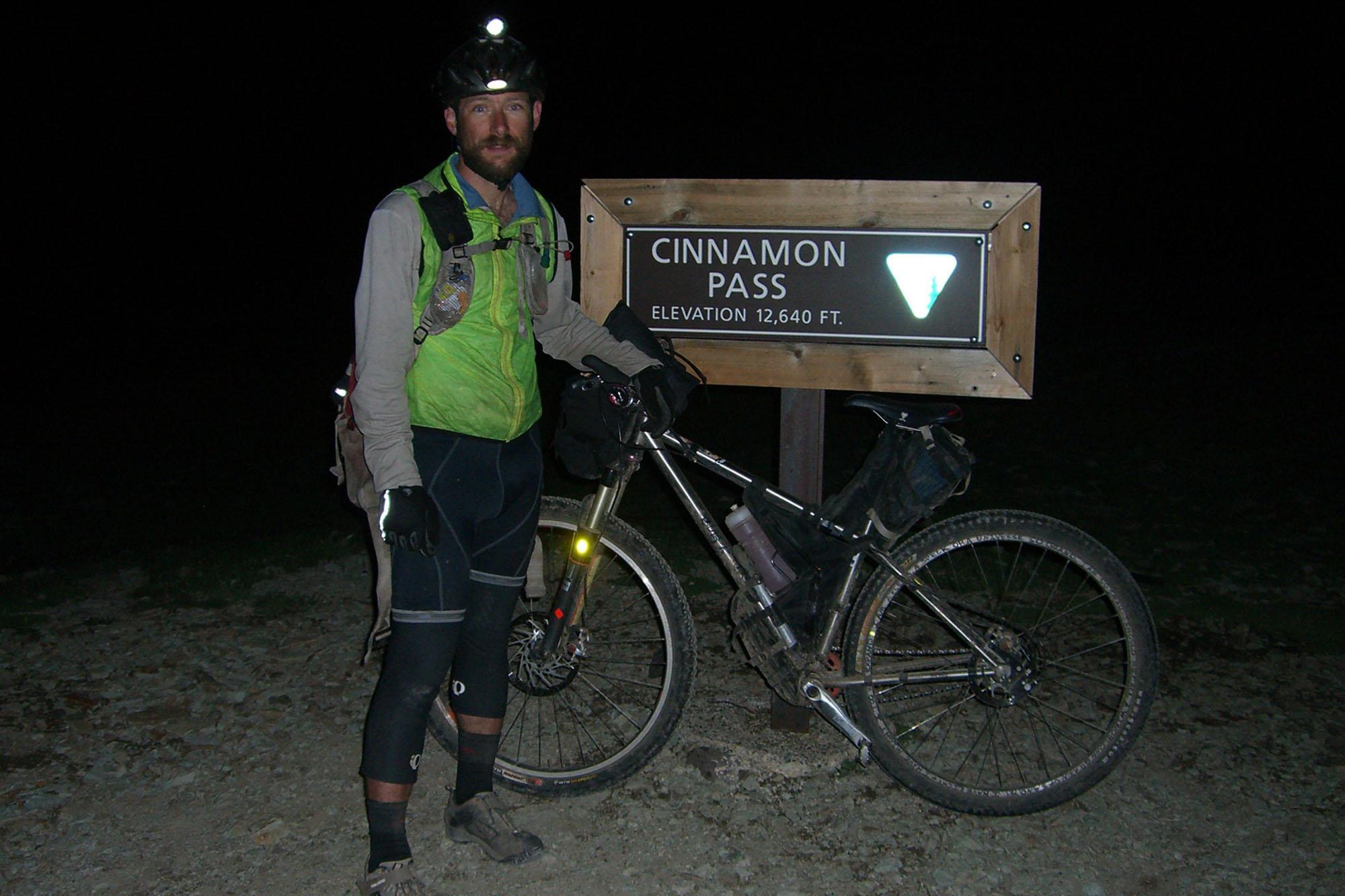 Jefe on Cinnamon Pass