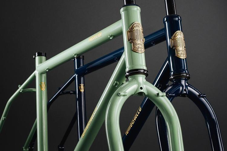 Tumbleweed Bicycle Co: New Prospector Frames, Racks, and Persuader Bars Pre-Order Starts Today!