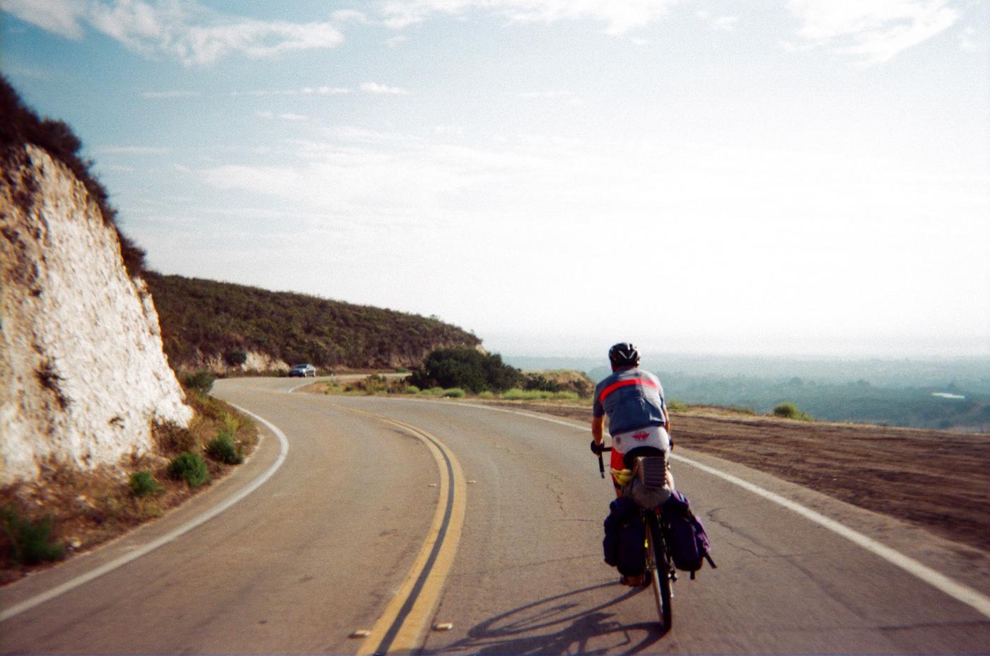 Time Moves Slow: San Francisco to San Diego