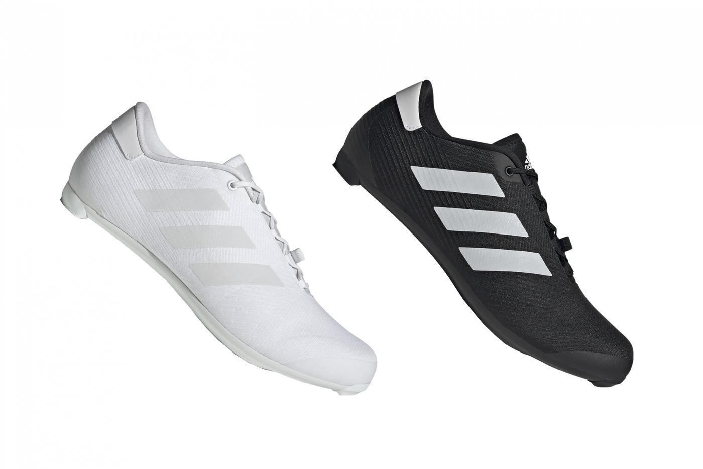 """Adidas Returns to Cycling With """"the Road"""" Shoes and More"""