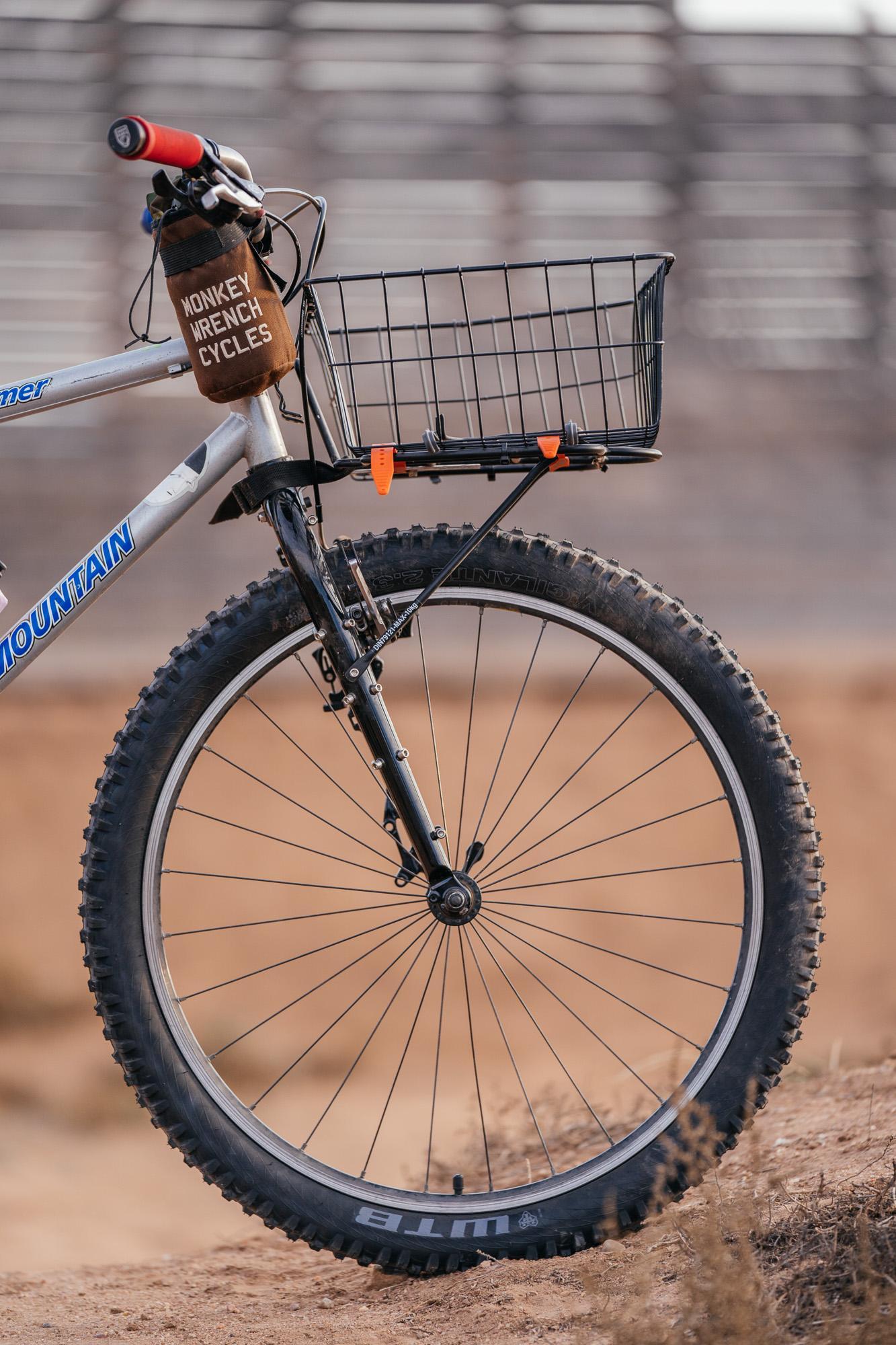 Bailey's Rocky Mountain Hammer Basket Bike