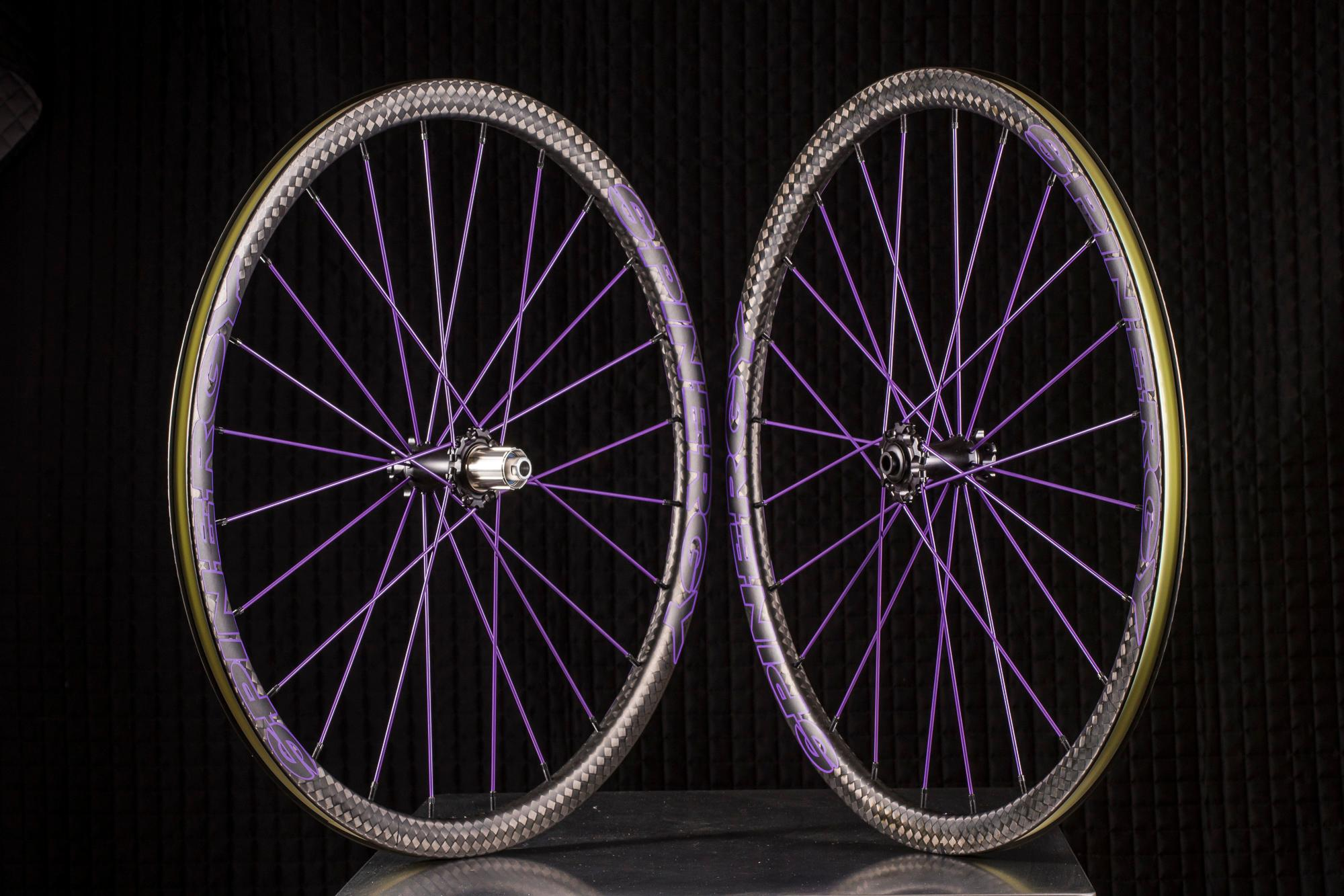 Spinergy GXC Carbon Gravel Wheels
