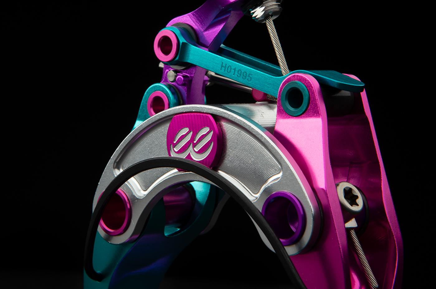 eeBrakes Goes Cyan and Magenta
