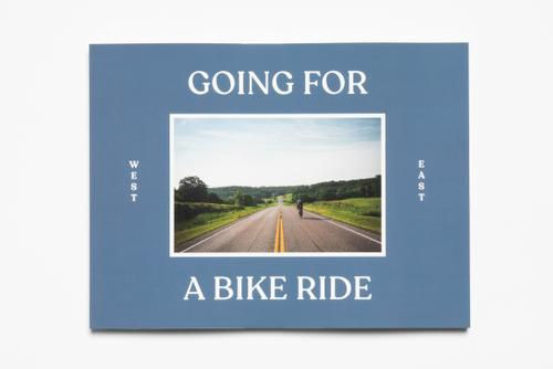 'Going for a Bike Ride' Book Digital Preview