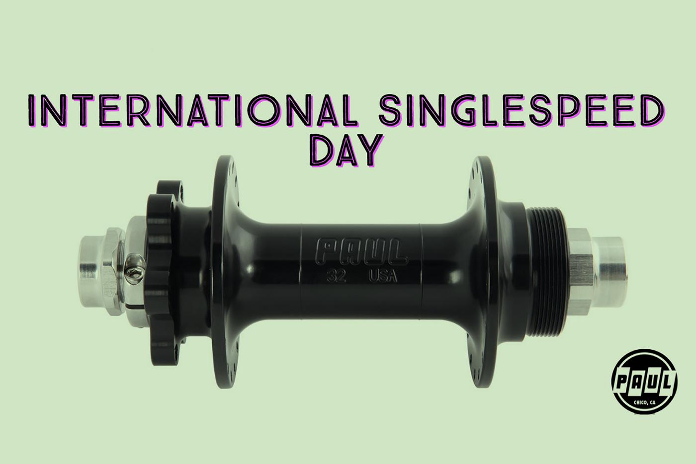 From Henceforth: November 2nd Shall Be International Singlespeed Day