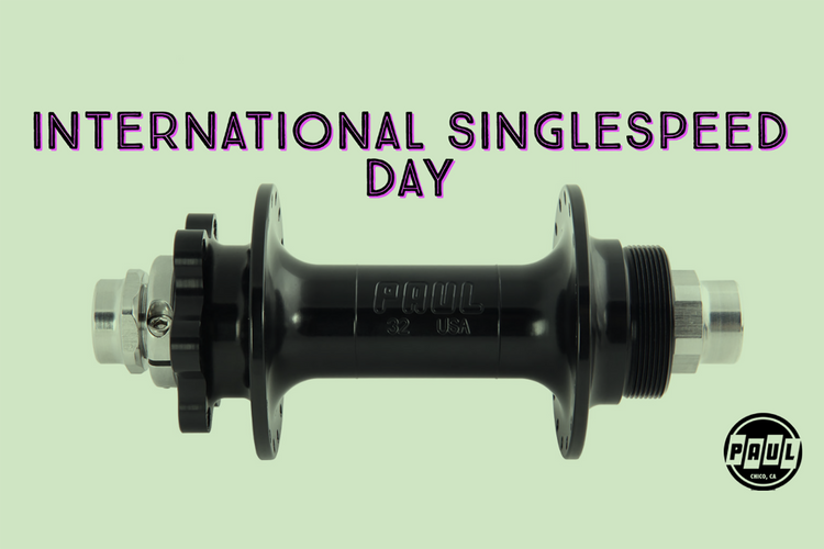 From Henceforth: November 2nd Shall Be International Singlespeed Day