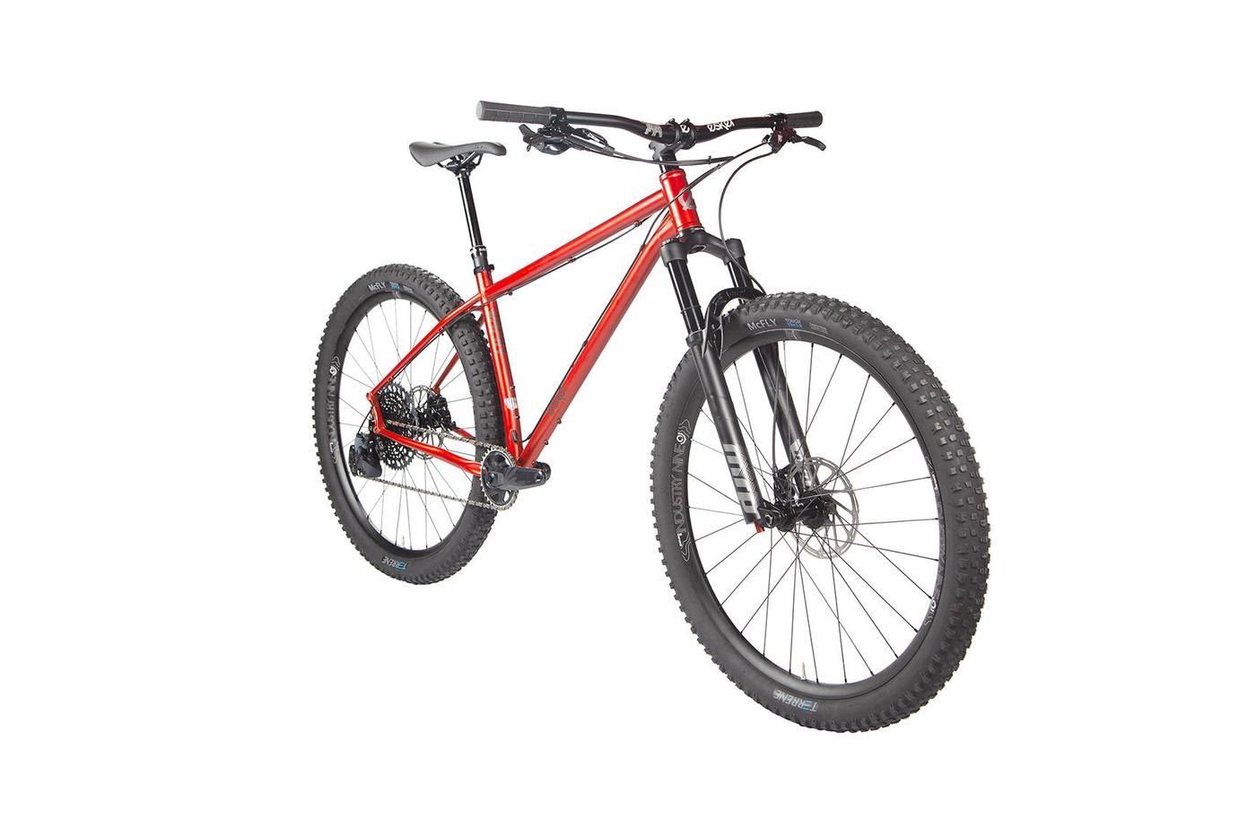 Esker Cycles: Japhy Hardtail 29er