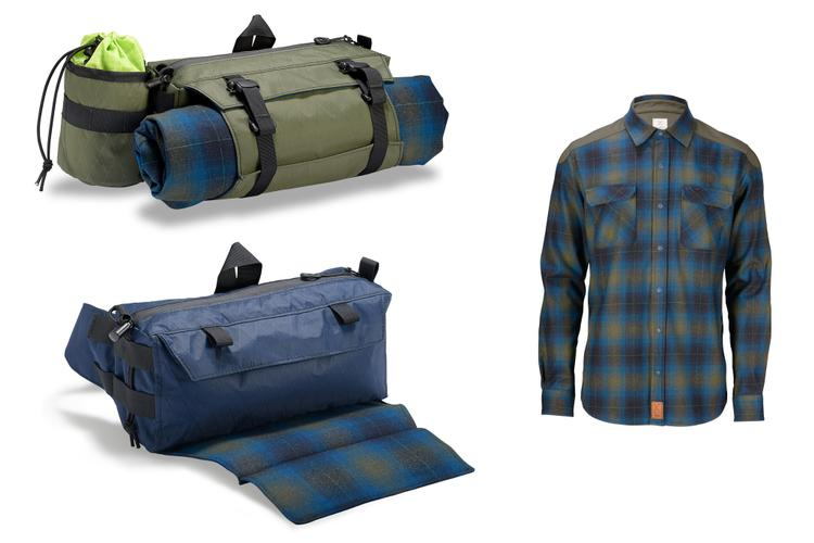 Swift Industries and Kitsbow Collaborate with Pendleton Wool on the Anchor Hip Pack