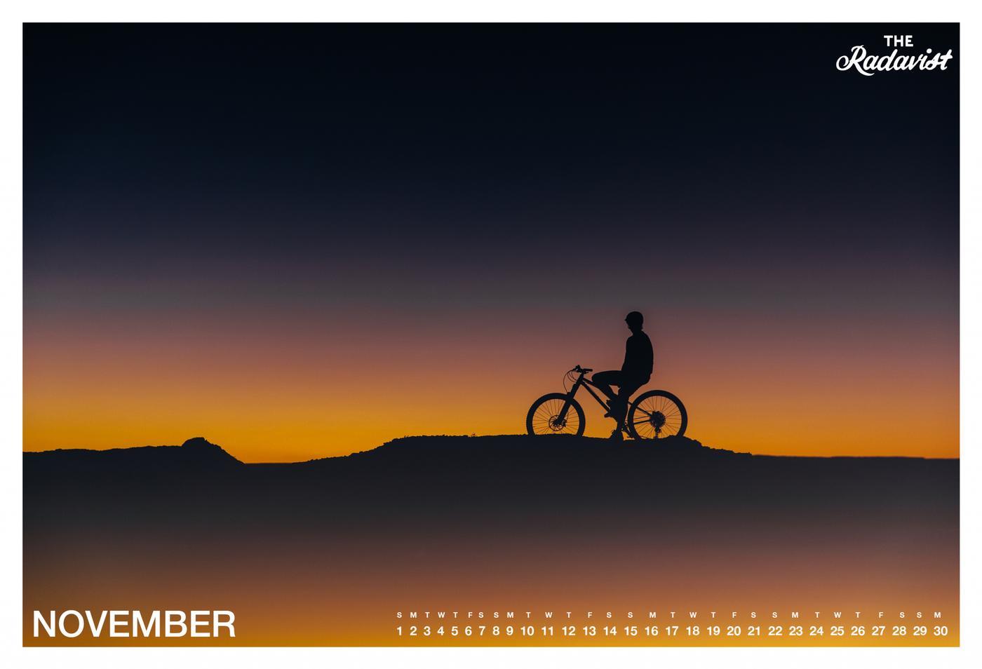The Radavist 2020 Calendar: November