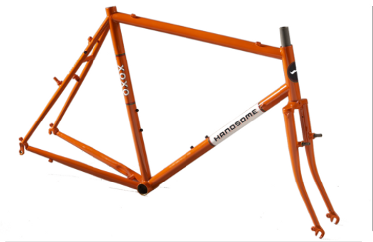 Handsome Cycles Has Re-Issued the XOXO on Kickstarter