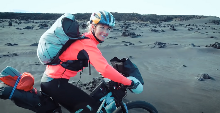 Emily Batty's Trans-Icelandic Bikepacking Route Video Series