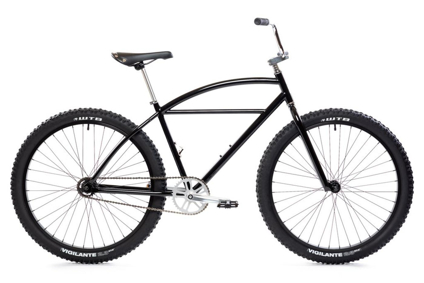 State Bicycle Co Releases a 27.5″ Wheeled Coaster Brake Cruiser