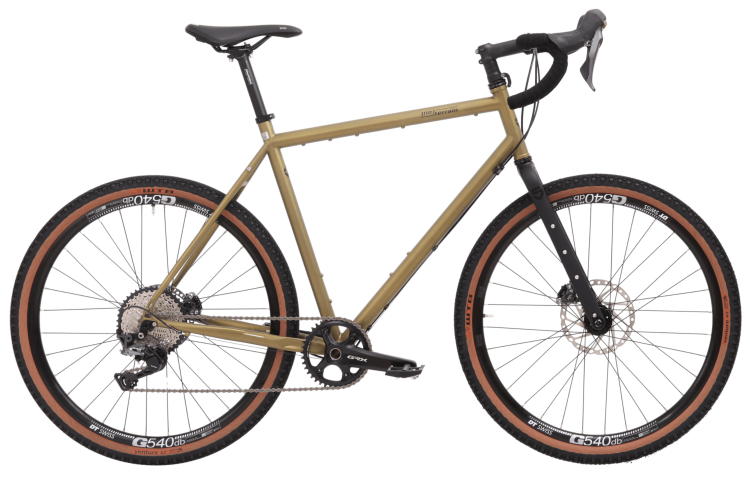 Tout Terrain's New Vasco Gravel Bike