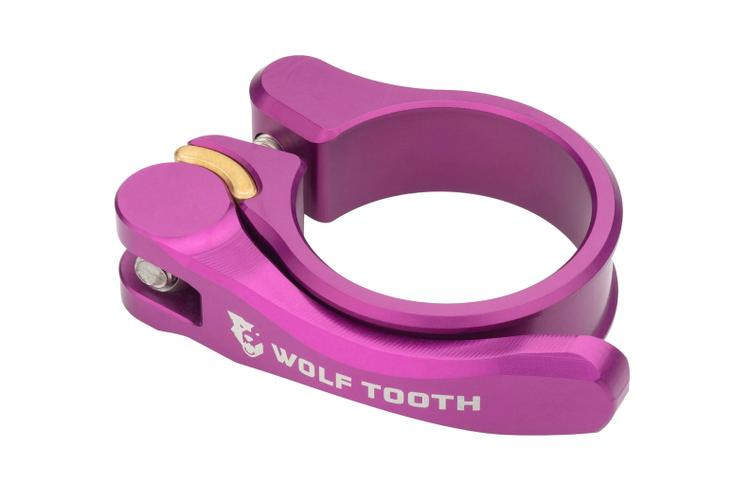 Wolf Tooth Seatpost Clamp Quick Release