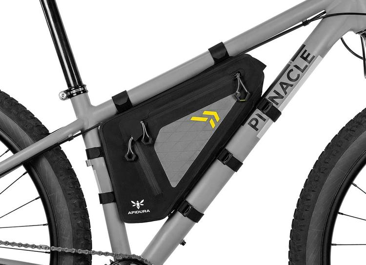 Apidura Updates Their MTB Portage with the Backcountry Frame Bags and More