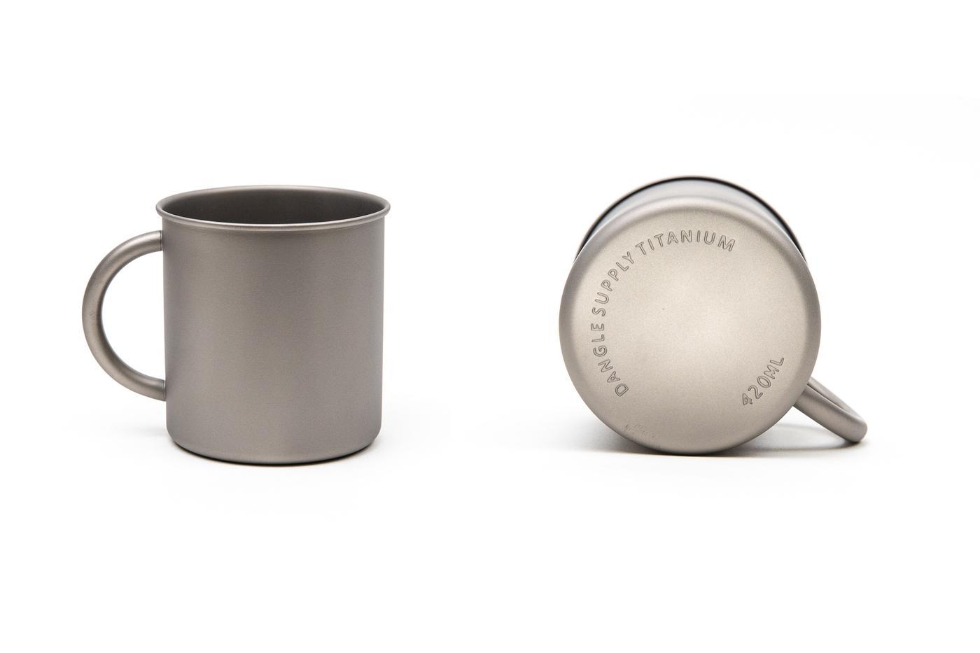 Dangle Supply Reinvents the Titanium Dangle Mug