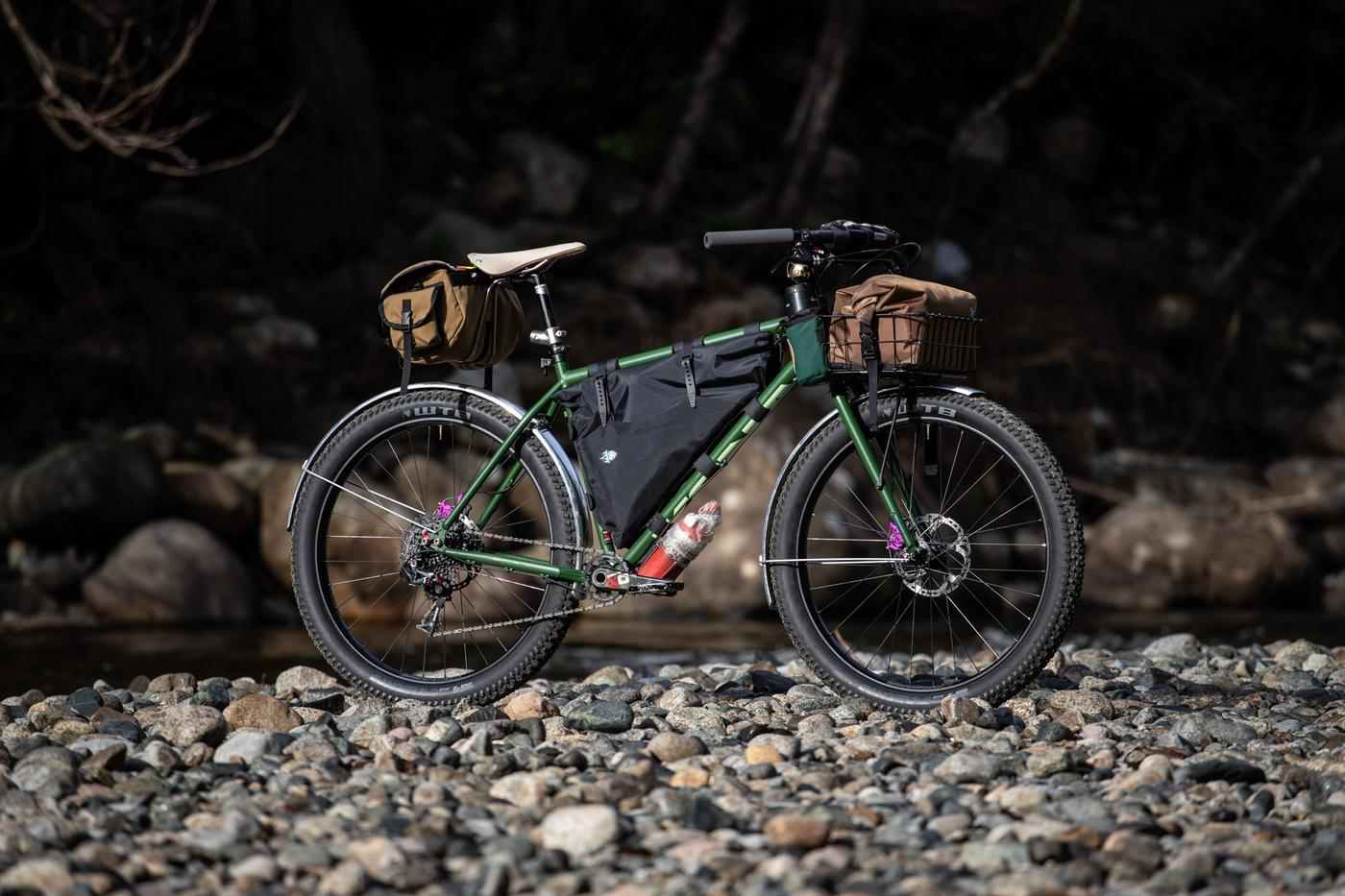Morgan's Kona Unit Basketpacker:The Bike I Almost Sold