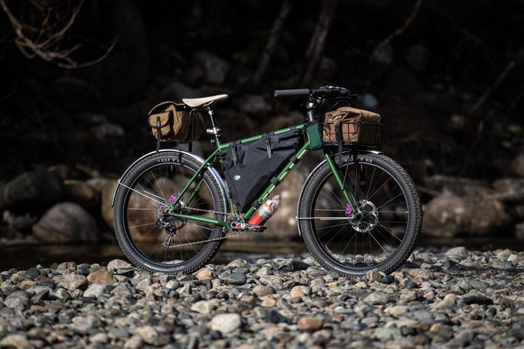 Morgan's Kona Unit Basketpacker: The Bike I Almost Sold