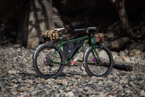 Morgan's Kona Unit Basketpacker