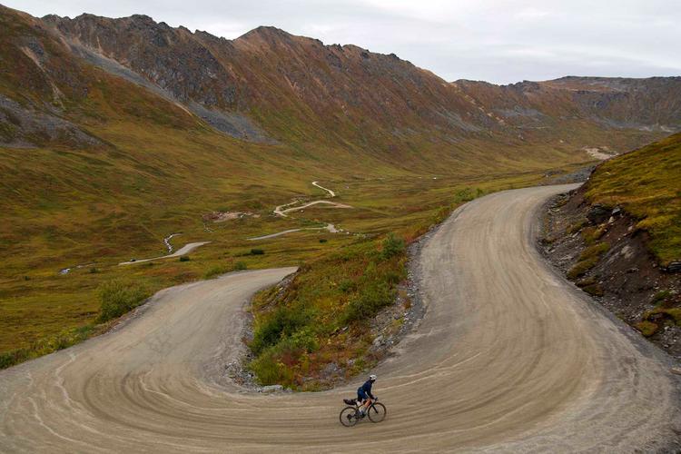 Lael Rides Alaska: End of the Season