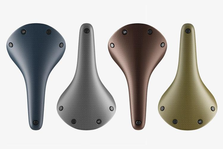 Brooks Cambium C17 New Limited Colors: Navy Blue, Silver, Brown, and Yellow