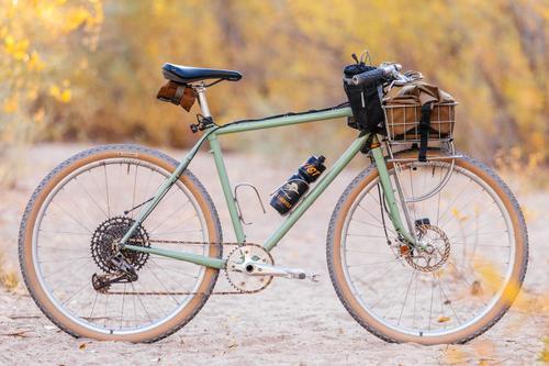 Cari's Elephant NFE Basket Bike