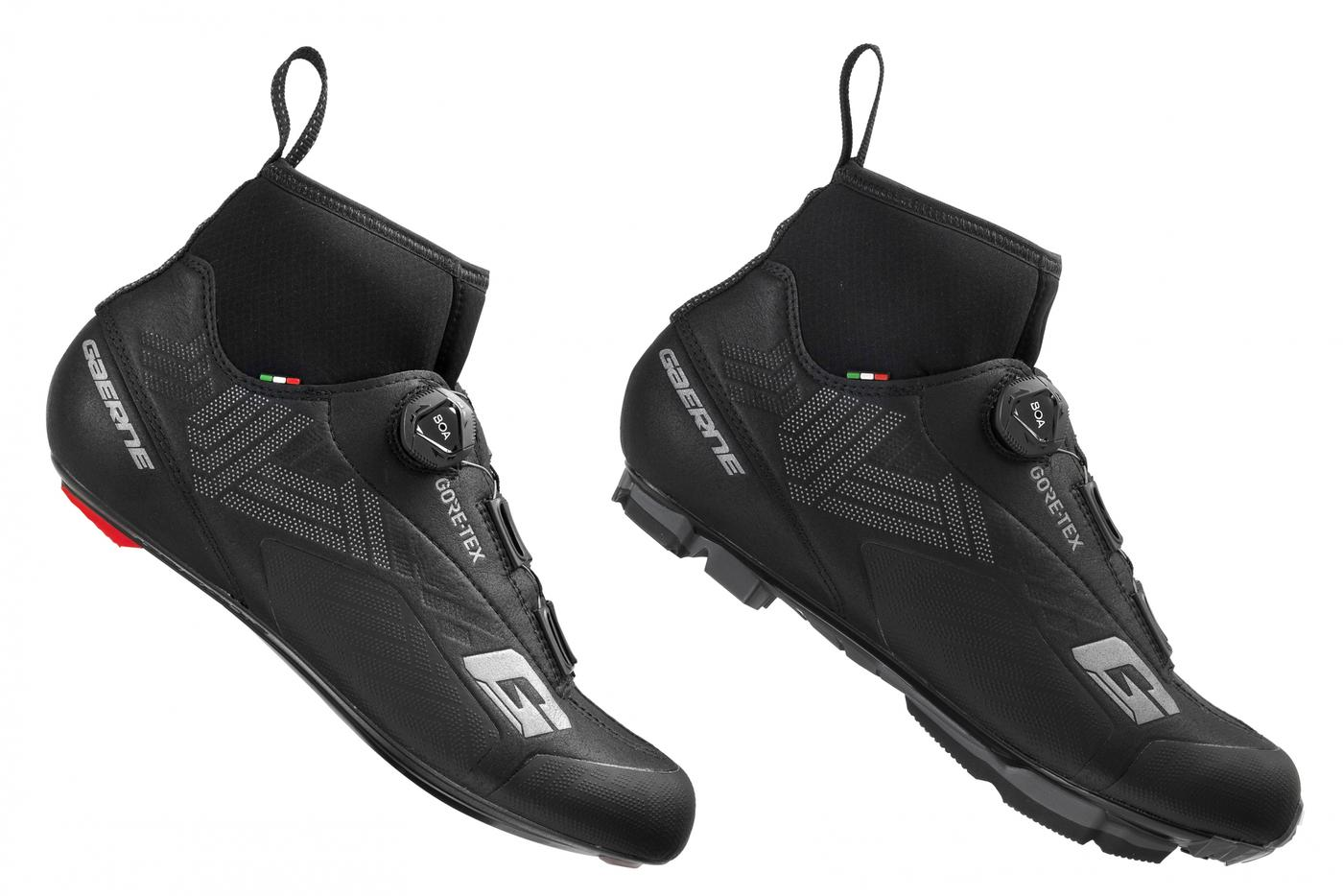 Gaerne Updates their Winter Road and Mountain Shoes