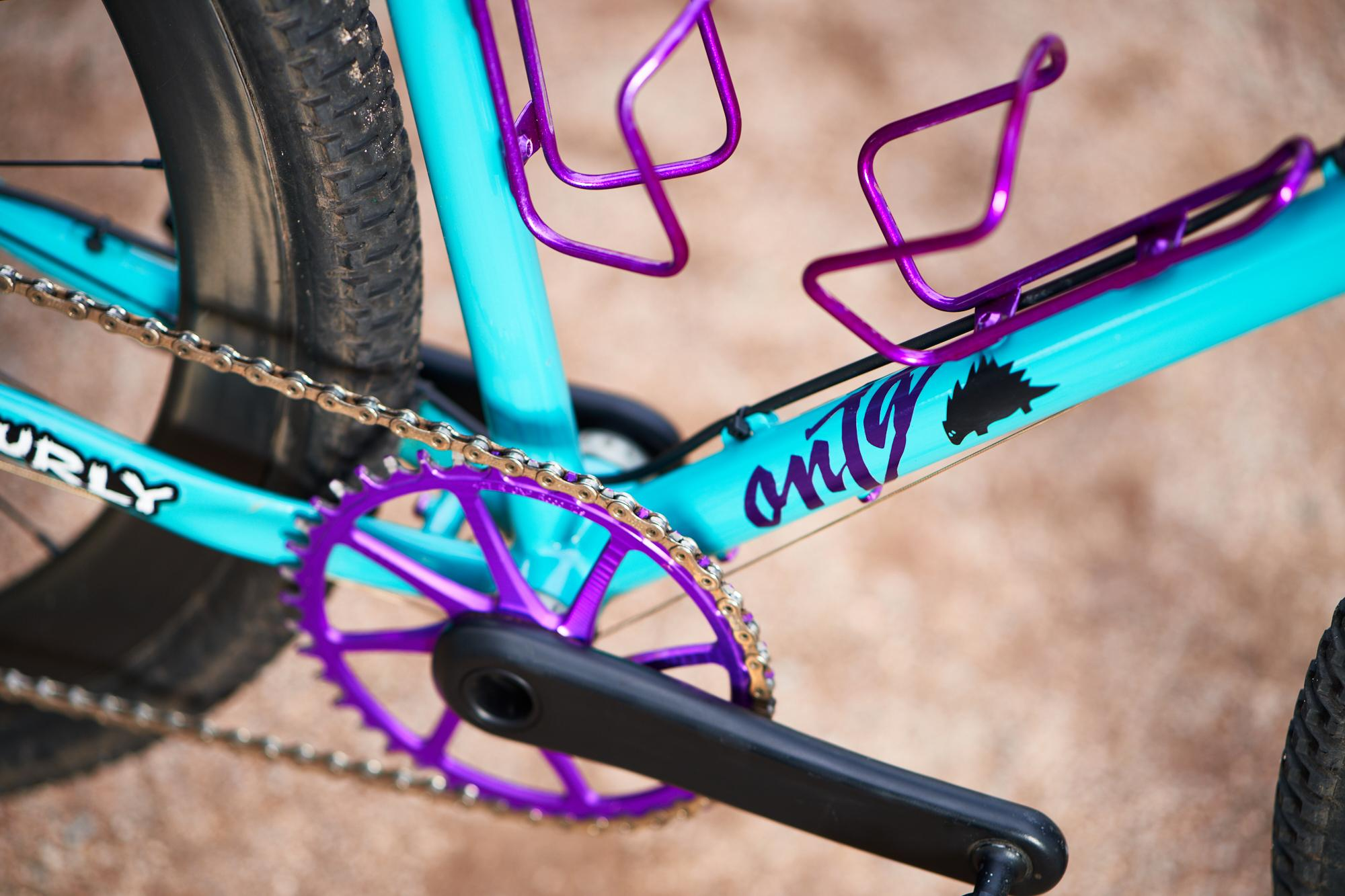 Gravel Jesus' Surly Midnight Special Pro Fro Tribute Bike