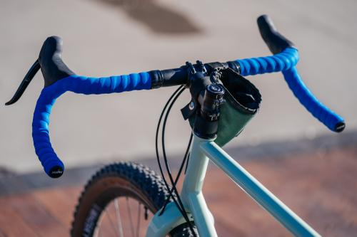Kris' Crust Bikes Evasion Lite is Ready for Chonk with Teravail Rutland Tires