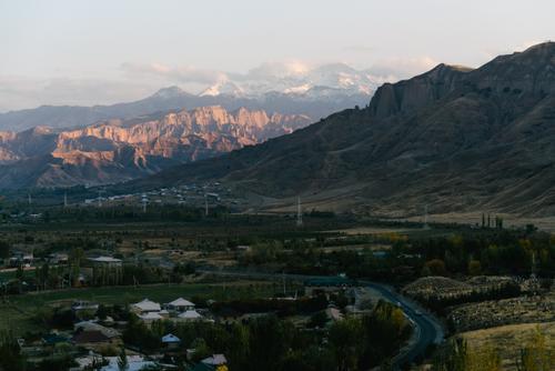 Sadly saying goodbye to Tajikistan