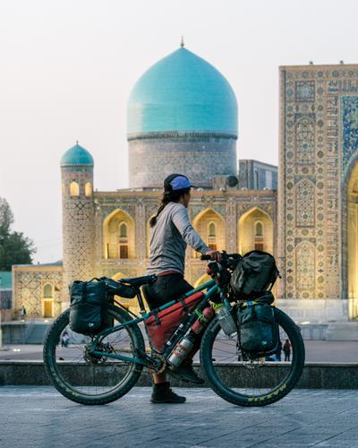 ...and hello to Uzbekistan
