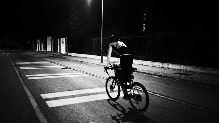 Chasing Fabian Burri