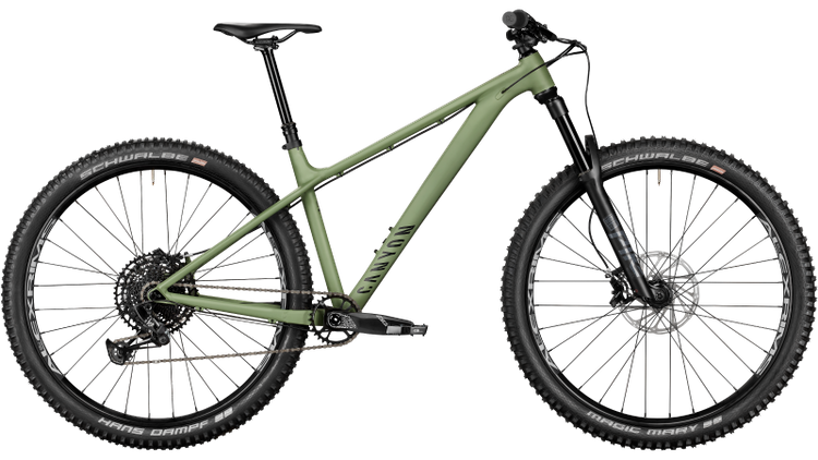 Canyon's New Stoic Hardtails