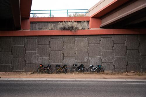52. The bikes