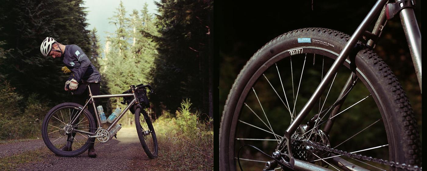 René Herse: 26″ x 2.3″ Humptulips Ridge TC Tire