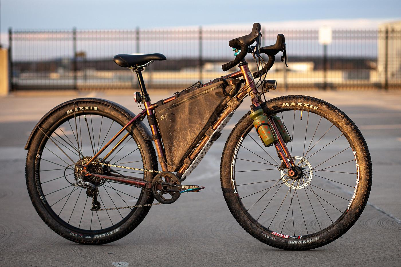 Readers' Rides: Jason's Sutra ULTD Build By Back Alley Bikes