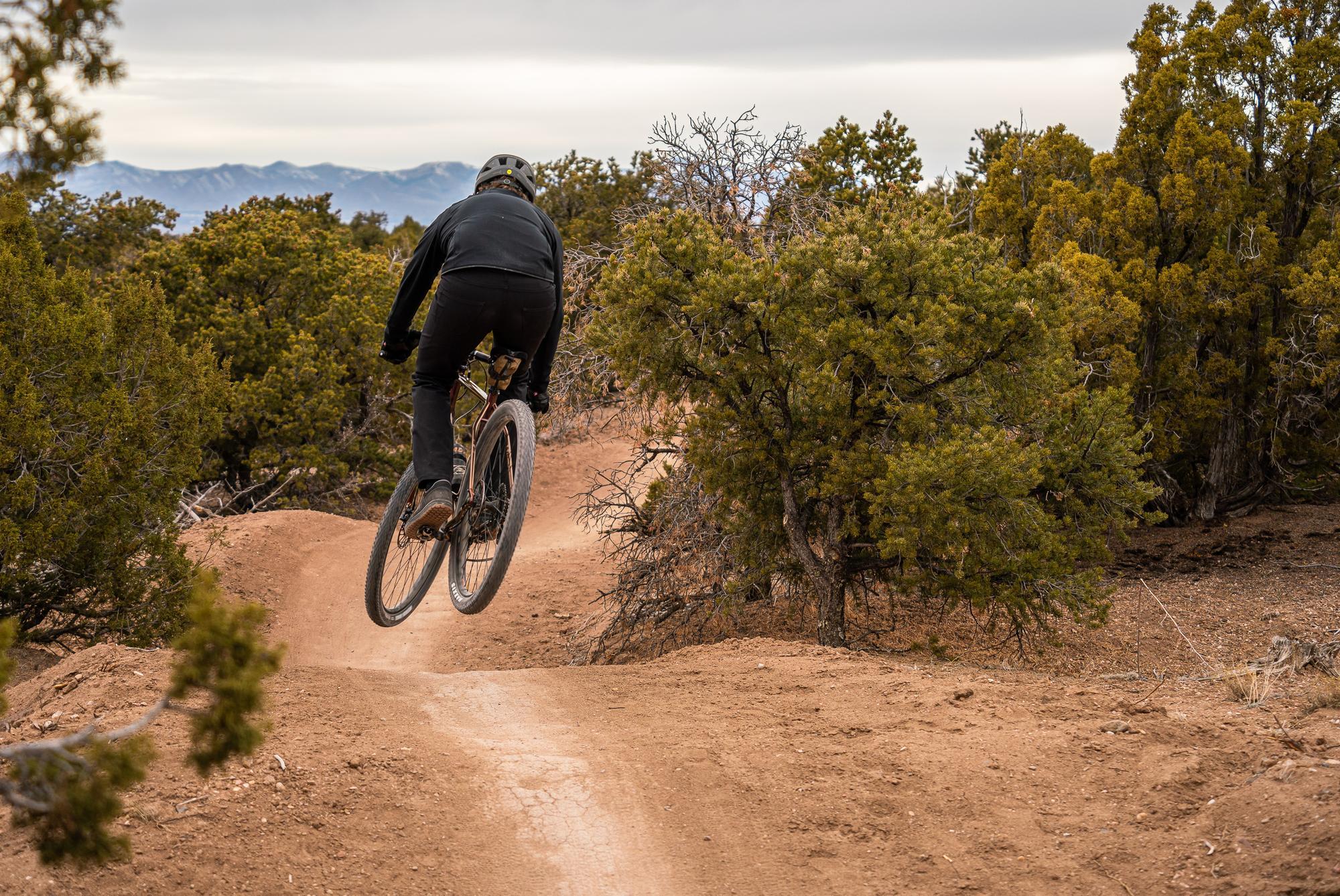 Kona ULTD - action photo by Kyle Klain