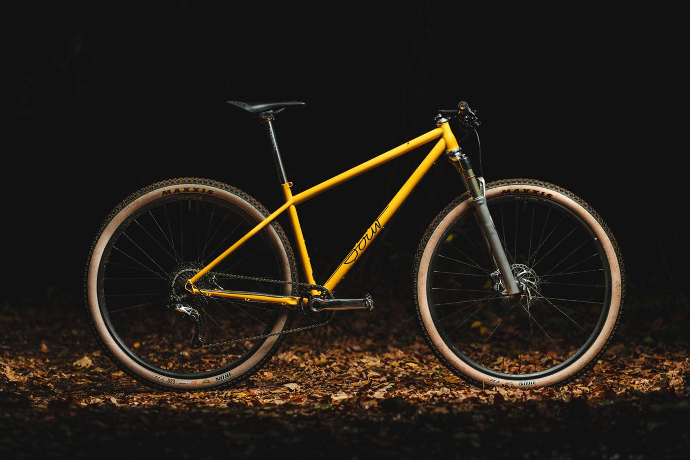 Sour Bikes' Pasta Party Hardtail