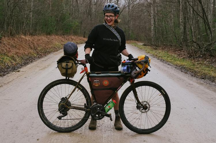 Two Bikes Presents: Gravel Casual Episode 01 – Pickett State Park